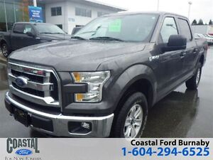 2015 Ford F-150 XLT CrewCab with Bluetooth and SYNC