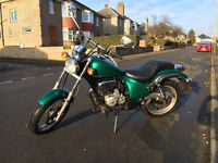 2000 Gilera Coguar 125, 8 Month MOT, Learner Legal Cruiser, SORN, £500 ONO