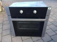 Statesman single built in oven