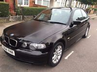 2004 BMW 3 Series 1.8 316ti ES Compact 3dr LOW MILES
