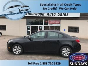 2013 Chevrolet Cruze GREAT VALUE, SAVE NOW!!!!