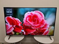 LG 55 Inch 4K Ultra HD HDR LED Smart TV (Model 55UN8000)!!!