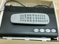 Free view Philips with box remote & mains in excellent condition