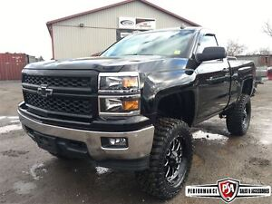 2014 Chevrolet Silverado 1500 7.5 inch R/C LIFT WHEEL/TIRE PACKA