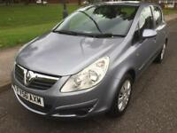 2006 VAUXHALL CORSA CLUB 1.4 PETROL 5DOOR HATCHBACK SERVICE HISTORY COMES WITH FULL 12 MONTHS MOT
