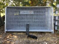 Heras Fence Security Panels for sale