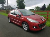 2010 PEUGEOT 207 MILLESIM 1.4 HDI *ONLY 70000 MILES*