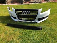 Audi A4 bumper