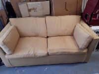 Beige Sofabed £40 'The Sofabed Company'