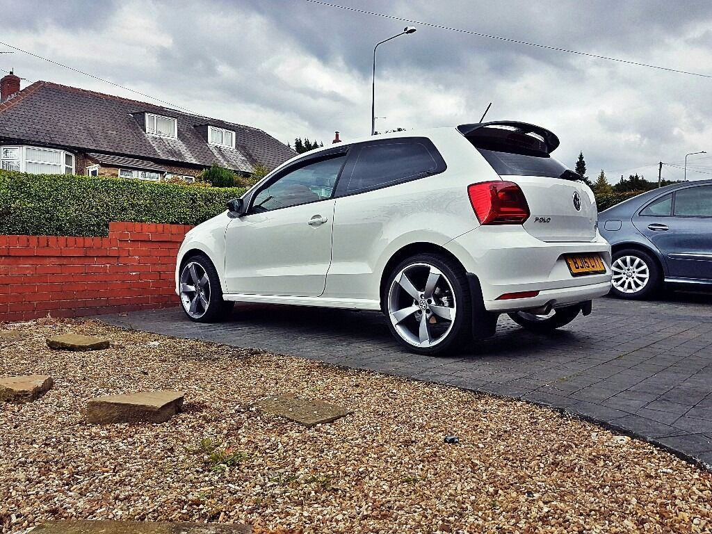 volkswagen polo 1 2 tsi turbo modified in accrington lancashire gumtree. Black Bedroom Furniture Sets. Home Design Ideas