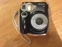 New Polaroid 300 Instant Camera - Battery, film and box included
