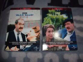 ** Allo Allo Series 1,2,3 & 4 for sale **