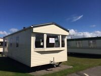 ABI Vista Platinum Static Caravan 2016 site fees included!! Just reduced from £10995