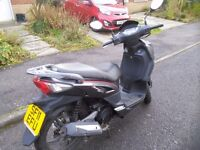 Sym automatic scooter 2011, low mileage. Full service history