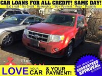 2012 Ford Escape XLT * AWD * LEATHER * POWER