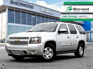 2012 Chevrolet Tahoe LT Leather/Roof/DVD & PST PAID!!