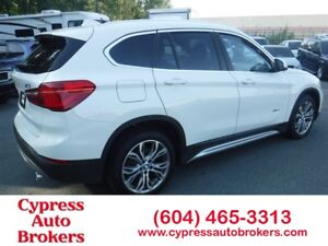 2016 BMW X1 xDrive28i (Premium and Sport Package)
