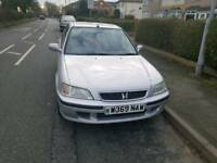 Honda civic SE 1.6 vtech 12 month. MOT