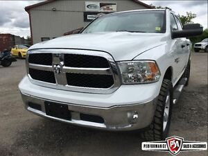 2013 Dodge Ram 1500 SXT CREW SHORT BOX HEMI 4X4!