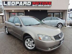 2005 Nissan Altima 3.5 S, Power Windows, Cruise Control, Fully A