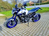 Yamaha MT09 ABS. Fabulous Condition