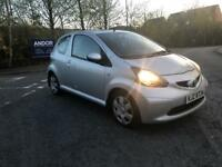 2006 TOYOTA AYGO 1.4 D4D £20 ROAD TAX FULL YEARS MOT LOW INSURANCE GROUP VGC