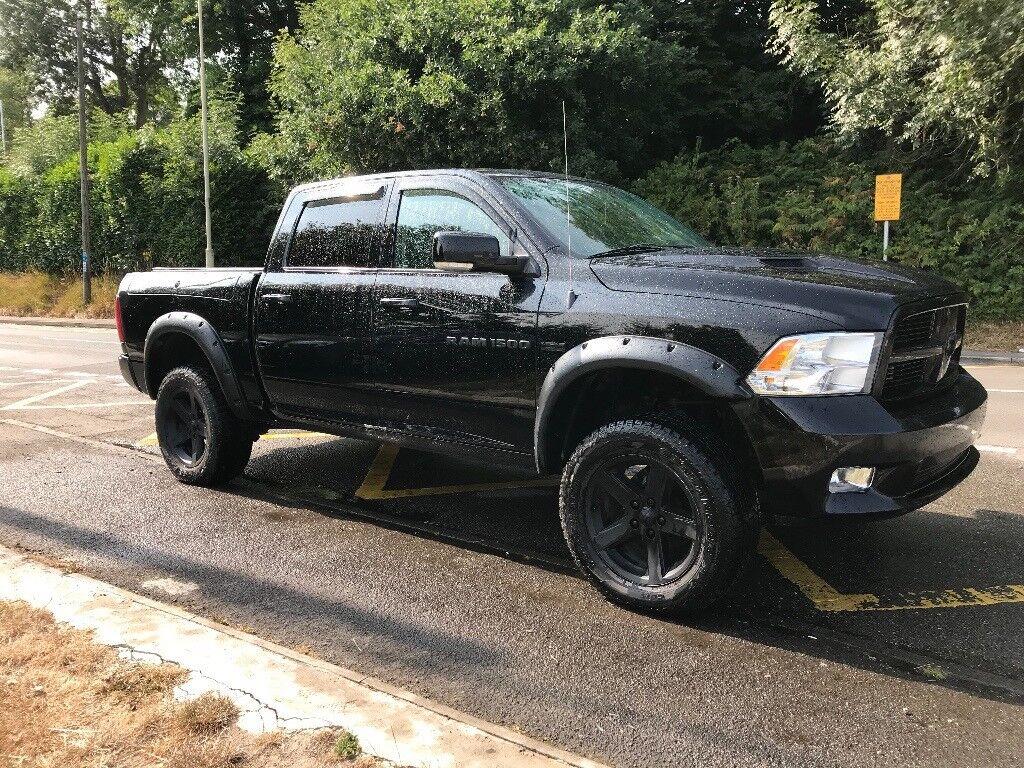 2012 Dodge Ram 1500 5 7 Hemi Sport In Bridgend Gumtree
