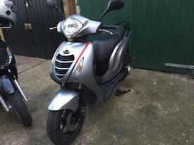 Honda PS 125i 2012 in good condition for sale £1350