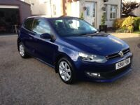 2012 POLO MATCH 1.2 TDI (MINT)