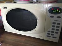 FREE Microwave- missing glass but can be fixed or used for parts
