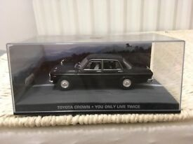 1:43 Toyota Crown - JAMES BOND COLLECTION - You Only Live Twice - FABBRI