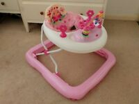 Bright Starts June Berry Delight Walker - CURRENT PRICE IN ARGOS £52.99 - LIKE NEW CONDITION !!!