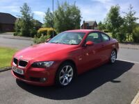 07 BMW 320D SE COUPE LEATHER P/EX WELCOME