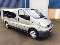 RENAULT TRAFIC SL29 '9 SEATER BUS' (2007) '1.9 DCI - 115 PS - 6 SPEED - A/C' (NO VAT - SAVE 20%)