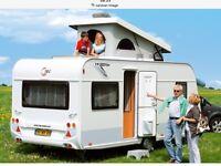 Caravan and camping storage