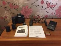 Canon 5D Mark III Body with all Accessories like New