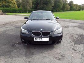 BMW 520D M SPORT 177BHP - RE MAPPED 200BHP