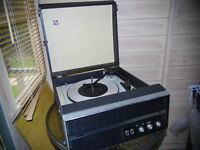 BUSH 1960's RECORD PLAYER -NOW REDUCED