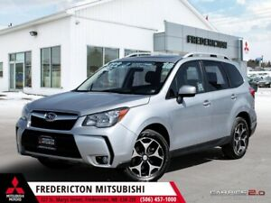 2016 Subaru Forester 2.0XT Touring AWD | HEATED SEATS | BACK...