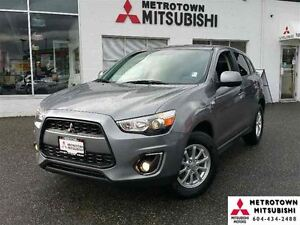 2014 Mitsubishi RVR SE; Local, No accidents