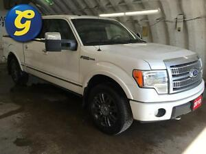 2010 Ford F-150 PLATINUM*SUPERCREW*NAVIGATION*SUNROOF*LEATHER*BA Kitchener / Waterloo Kitchener Area image 2