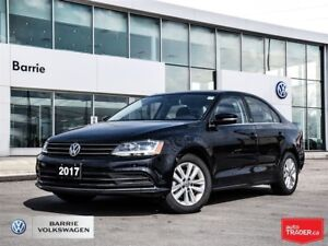2017 Volkswagen Jetta Wolfsburg Edition, Rear Camera, Heated Sea