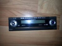 Chevrolet/Daewoo Kalos Stereo Radio Front Part