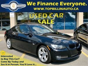 2009 BMW 335i xDrive Navigation, ONLY 68K kms
