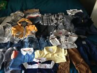 Baby clothes 12/18 months