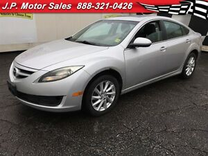 2011 Mazda MAZDA6 GS, Automatic, Sunroof, Steering Wheel Control