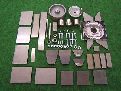 English Wheel Kit 2 - Planishing Hammer Pullmax Rat Rod Harley - Usa