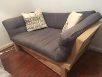 Single Futon Sofa
