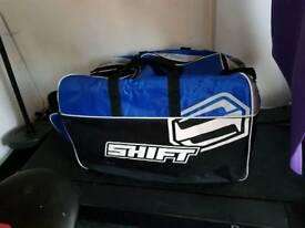 Shift motocross kit bag
