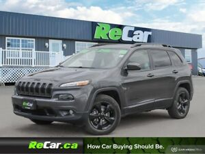 2016 Jeep Cherokee North REDUCED | 4X4 | HEATED SEATS | SUNROOF